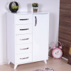 Chest 5 drawers 1 door guccamobilya