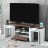 TV unit with 6 tables guccamobilya