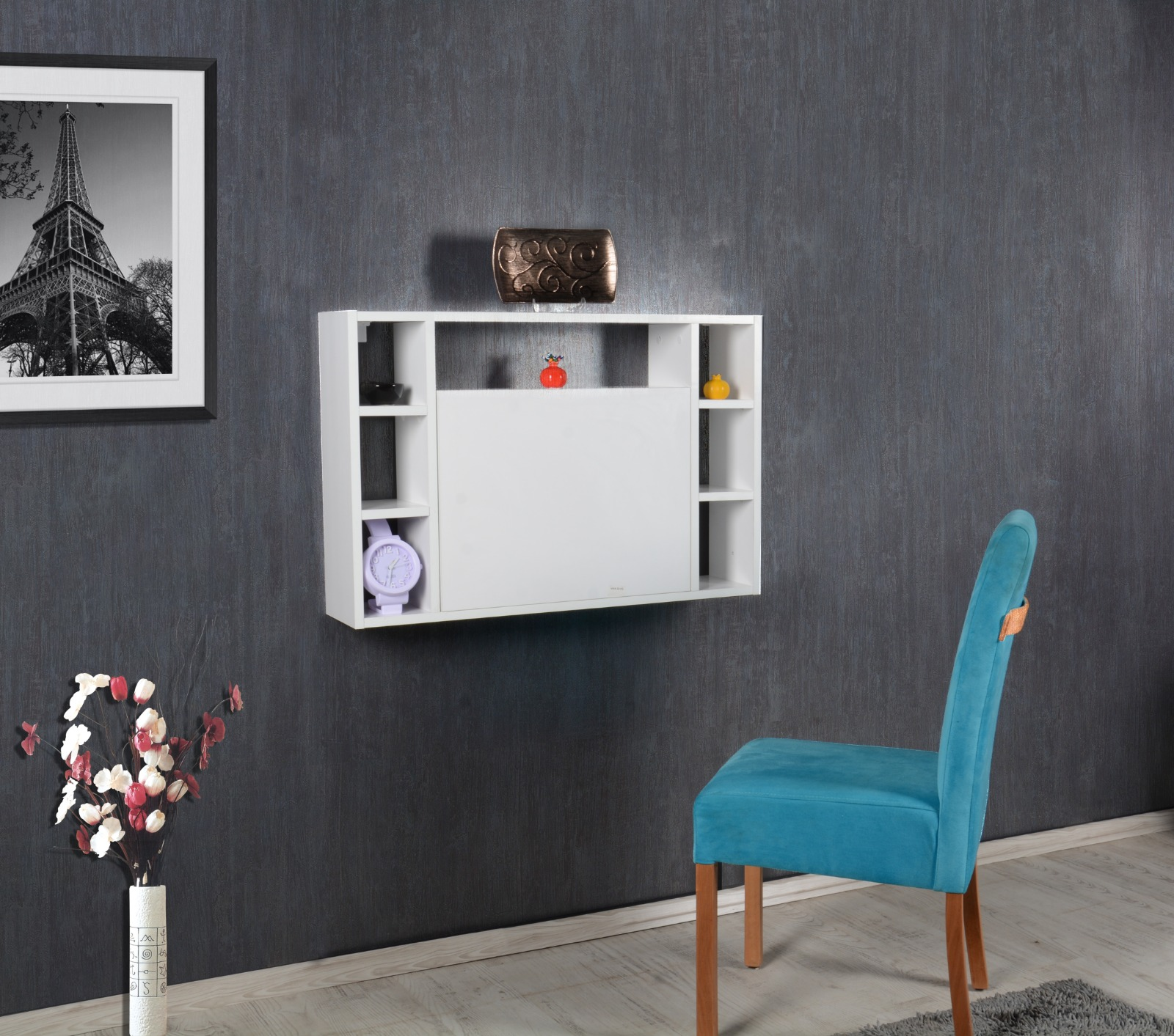 70090311-Wall-unit-with-foldable-desk-table